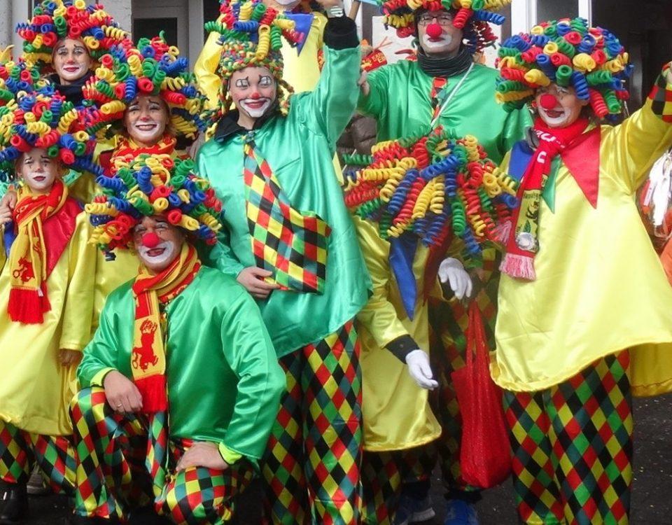 Karneval in Boke