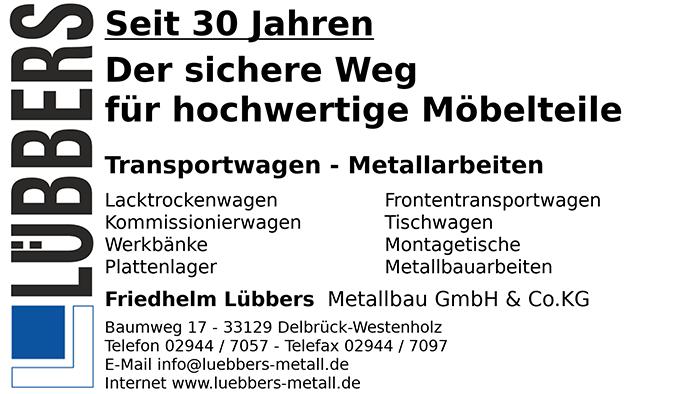 1316 Lübbers Metallbau